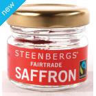 Steenbergs Fairtrade Saffron 0.5g