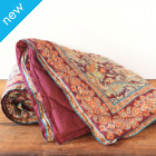 Traditional Jaipurian Soft Cotton Voile Quilt