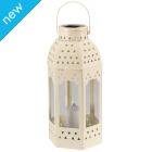Smart Solar Marrakesh Lantern