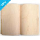 Medium Plain Woodpecker Notebook