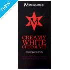 Montezuma's Organic Creamy White Chocolate - 100g