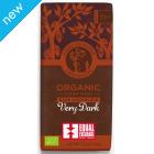Equal Exchange 71% Organic Very Dark Chocolate - 100g