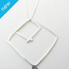 La Jewellery Recycled Diamond Fancy Necklace