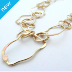 La Jewellery Recycled Bohemian Brass Neck Art
