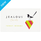 Jealous Sweets Vegetarian Tangy Worms - 50g