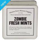 Hoxton Street Monsters Zombie Fresh Mints 125g