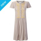 Komodo Embroidered Voile Willow Dress