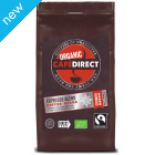 Cafédirect Fair Trade Organics Espresso Blend - Whole Beans - 227g