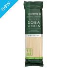 Clearspring Skinny Soba Somen Noodles - 200g