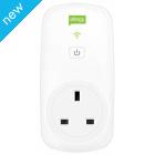 Efergy Ego Smart Wi-Fi Socket Energy Monitor