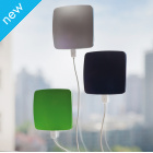 Silver Window Solar Charger