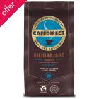 Cafedirect Kilimanjaro Fresh Ground Coffee - 227g