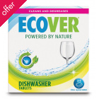 Ecover Dishwasher Tablets - Pack of 25