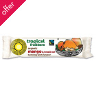 Tropical Wholefoods Mango & Brazil Flapjack Energy Bar - 40g