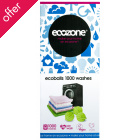 Ecoballs - 1000 Washes - Pack of 3