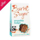 Burnt Sugar Original Crumbly Fudge - 150g