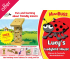 Minibugs Lucy's Ladybird House