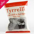 Tyrrells Sweet Chilli & Red Pepper Potato Chips 40g
