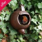 Wildlife World Ceramic Teapot Nester