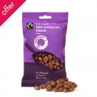 Traidcraft Fairtrade Chocolate Raisins - 200g