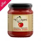 Mr Organic Italian Tomato Puree - 200g
