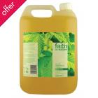Faith In Nature Shampoo - Hemp & Meadowfoam - 5 litres