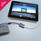Gorilla-Pad iPad Connector