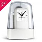 H2O Long Life Analogue Clock