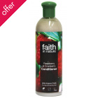 Faith In Nature Conditioner - Raspberry and Cranberry - 400ml
