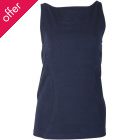 Asquith London Boatneck Top with Fitted Bra