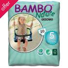 Bambo Nature Training Pants - Junior - Pack of 20