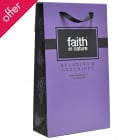 Faith in Nature Relaxing and Luxurious Shower Gel Gift Set