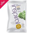 Inspiral Kale Chips Cheesie Corn 30g