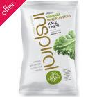 Inspiral Kale Chips Wasabi 30g