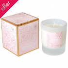 No 1 Moroccan Rose & Fig Soy Candle
