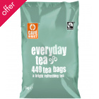 Cafedirect Everyday Tea - 440 Bags