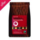 Traidcraft Rwandan Red Bourbon Fresh Ground Coffee - 227g