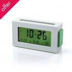 Lexon Maizy LCD Clock