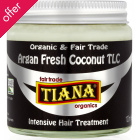 Tiana Argan Coconut Intensive Hair Treatment - 100ml