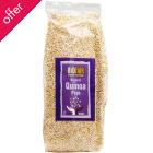 BioFair Fairtrade Quinoa Pops - 150g