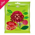 Goody Good Stuff Cheery Cherries - 100g
