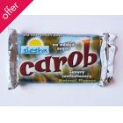 Siesta Natural Carob Bar - No Added Sugar -  50g