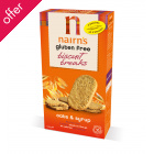 Nairn's Biscuit Breaks - Oat & Syrup - 160g