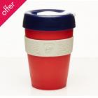 KeepCup Reusable Cup - Thinker - Medium 12 oz