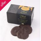 Plush Dark Chocolate Mandarin & Orange Discs - 140g