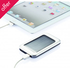 Portable Tablet Solar Charger