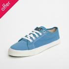 Ethletic Fairtrade Skater Shoes - Jeans Blue