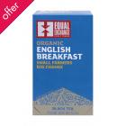 Equal Exchange Organic Breakfast Teabags - 20 bags