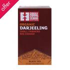 Equal Exchange Organic Darjeeling Teabags - 20 bags