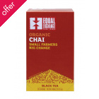 Equal Exchange Organic Chai Teabags - 20 bags